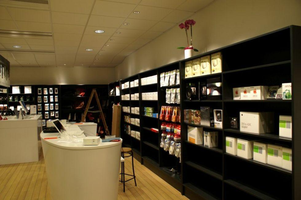 Ny Mac-butik i Jönköping