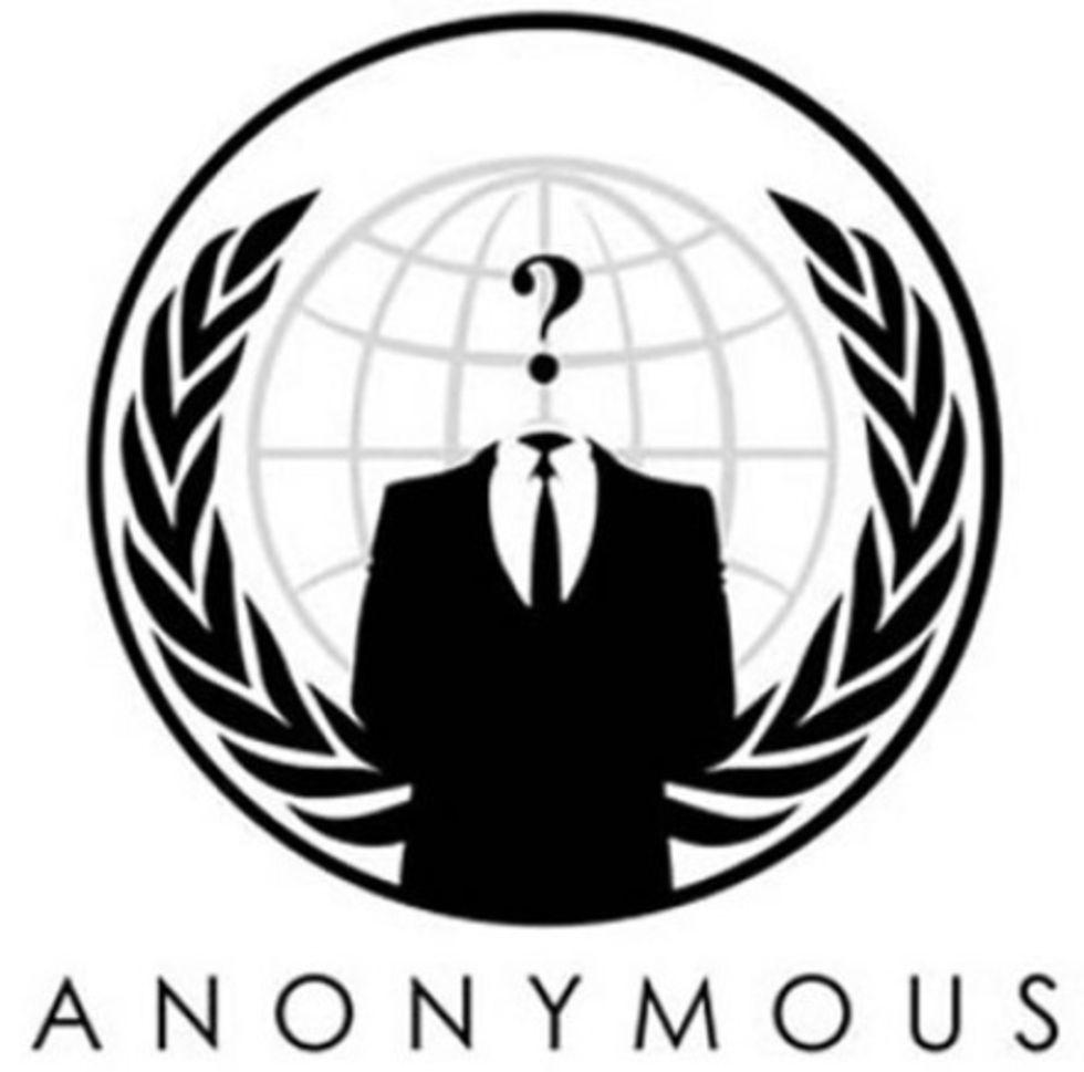 Anonymous hackar amerikanska säkerhetsföretaget Stratfor