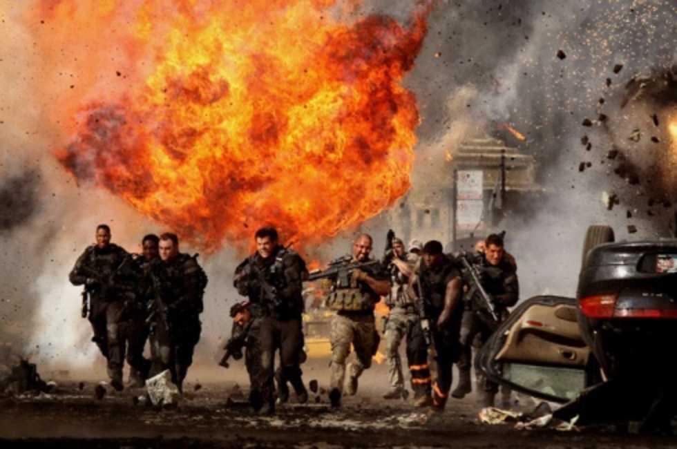 Världens mest sedda biofilmer under 2011