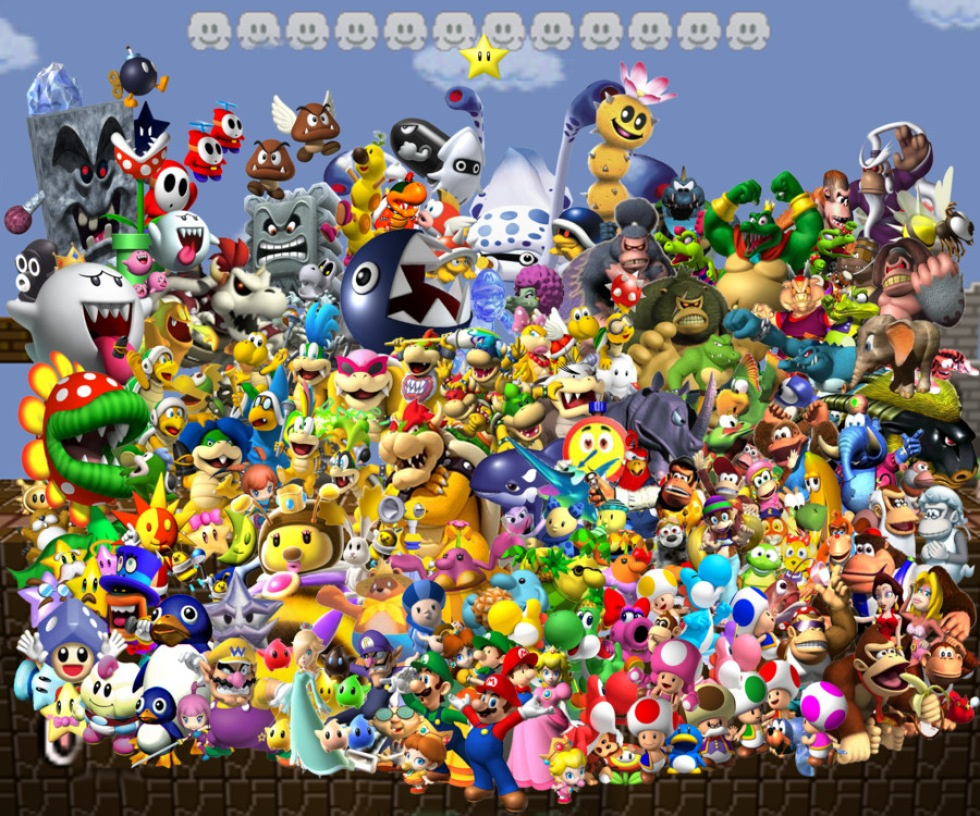 De 50 bästa Nintendospelen genom tiderna
