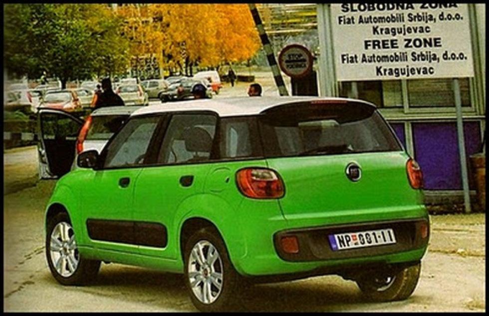 Är detta Fiats nya lilla crossover Ellezero?