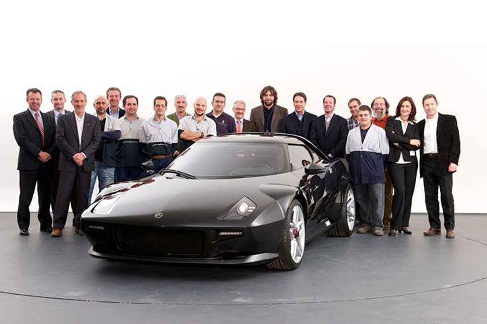 Nytolkningen av Lancia Stratos officiellt nedlagd