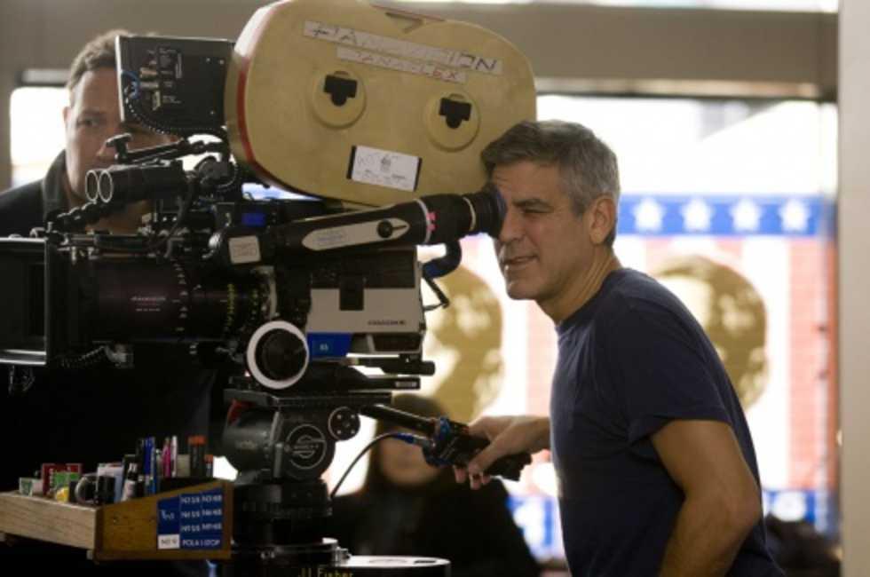 Clooney jagar nazister i