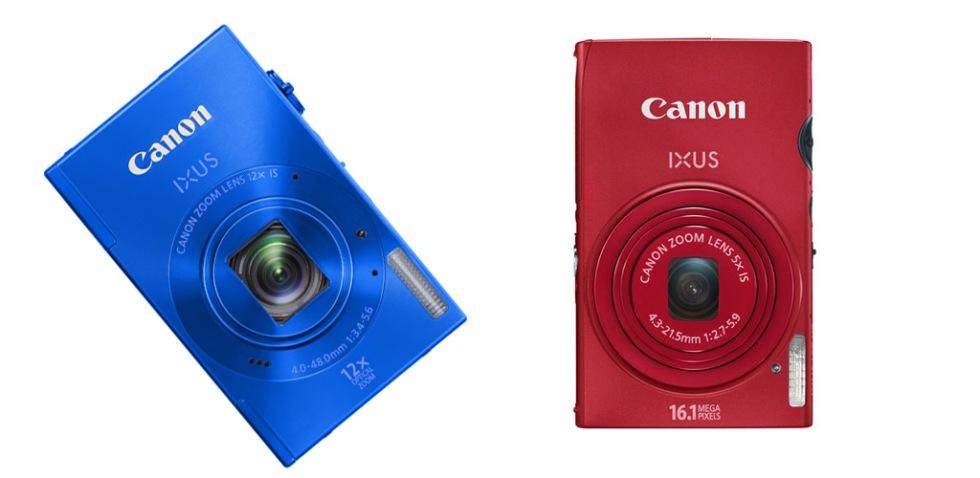 Två nya kompakter från Canon