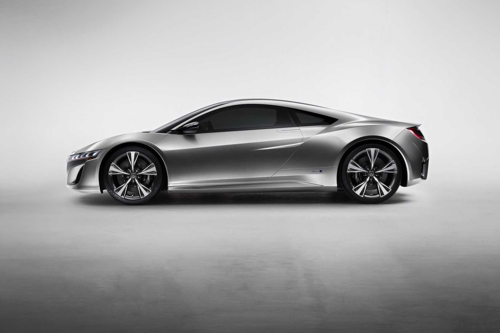 Det här är nästa Honda NSX