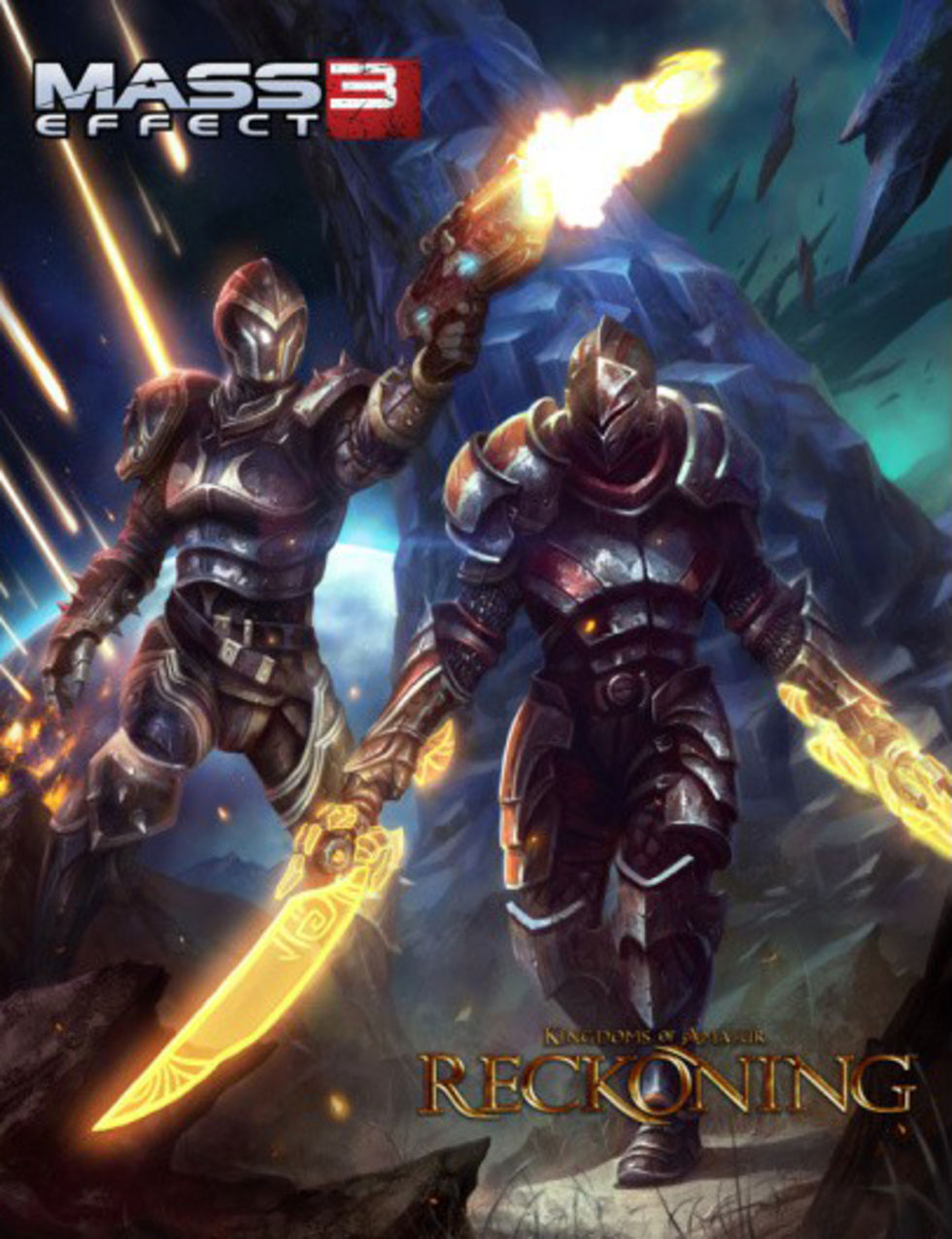 Spela demot till Kingdoms of Amalur: Reckoning och få extra innehåll till Mass Effect 3