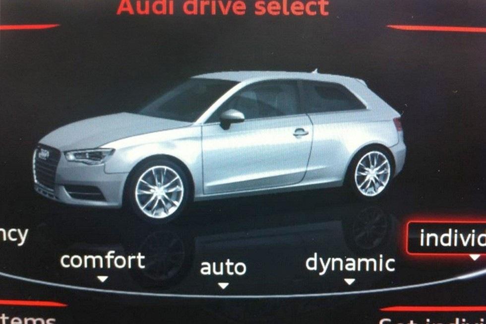 Det här är nya Audi A3