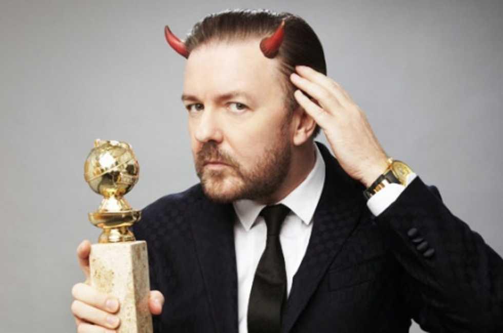 Här ser du Golden Globe-galan inatt