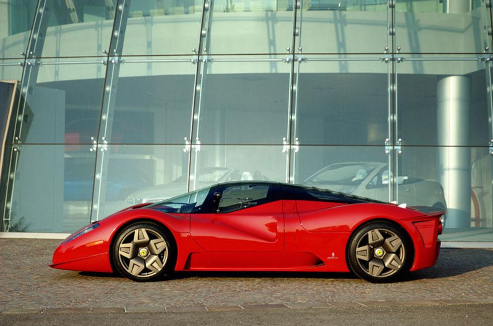 VIDEO: Varför Pininfarinas P4/5 Enzo är bättre än Ferraris Enzo