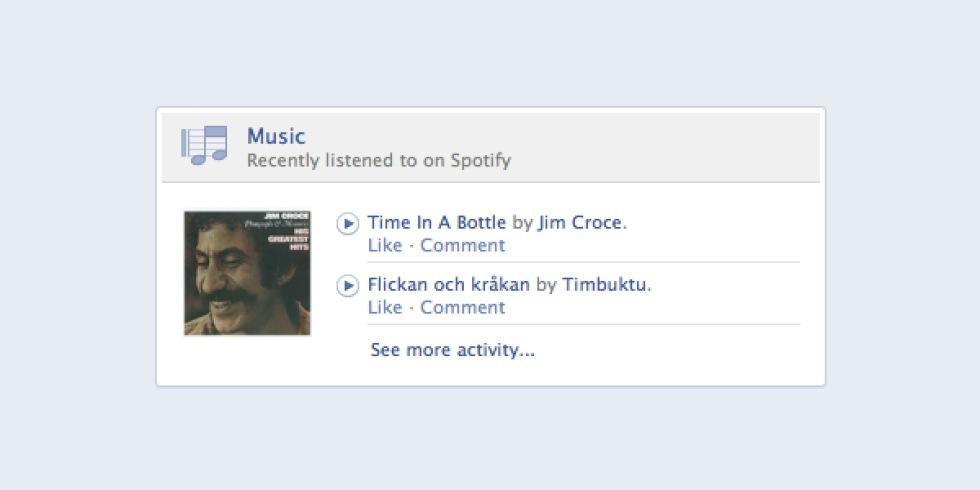 Facebook lanserar fler appar i Timeline