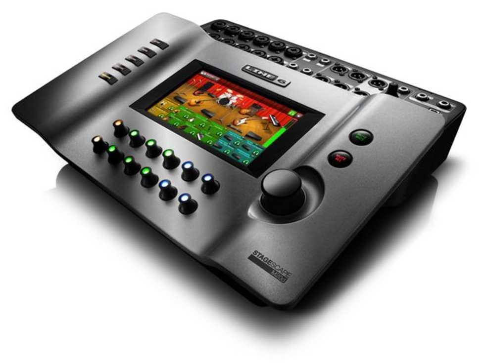 Line6 släpper coolt mixerbord