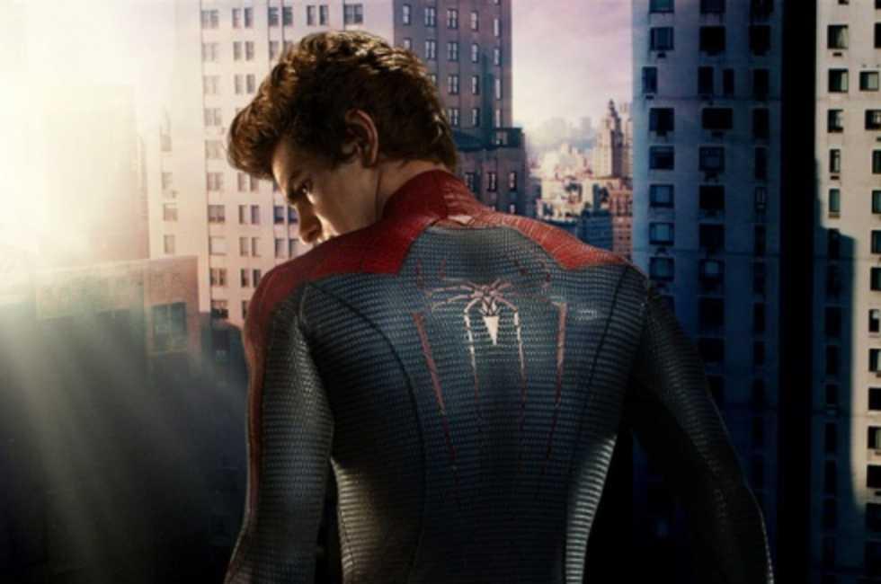 Exklusivt: Andrew Garfield om Spider-Man