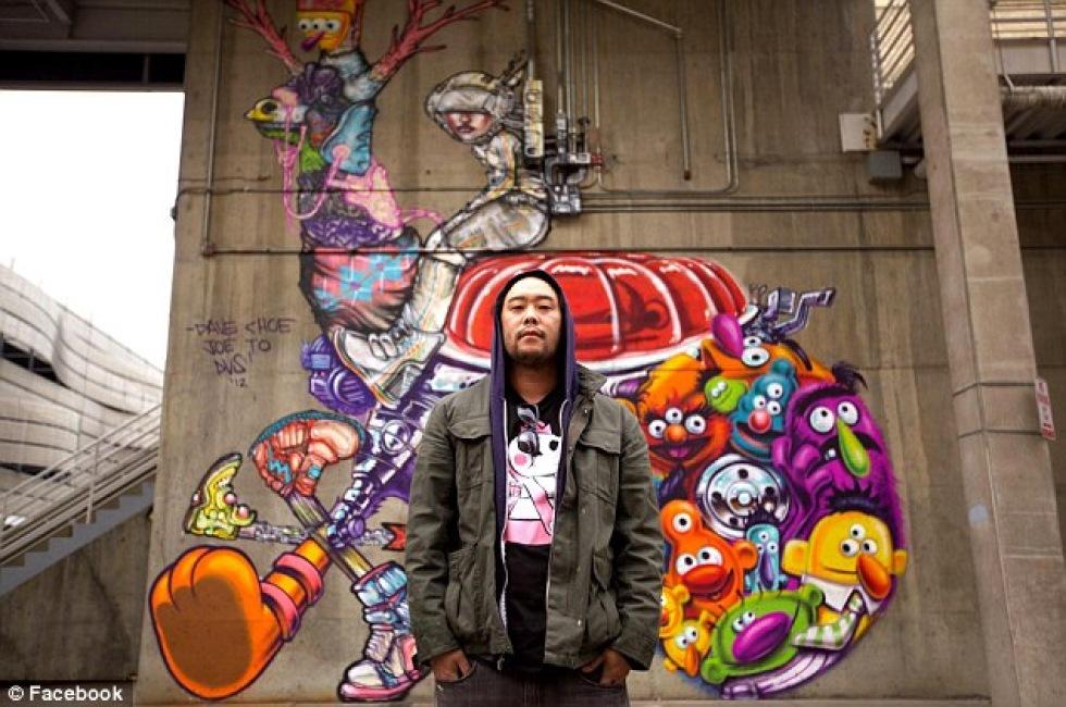 Graffiti-målare tog Facebook-aktier som lön