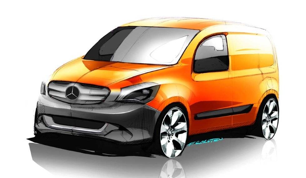 Citan - Mercedes ersättare till Vaneo