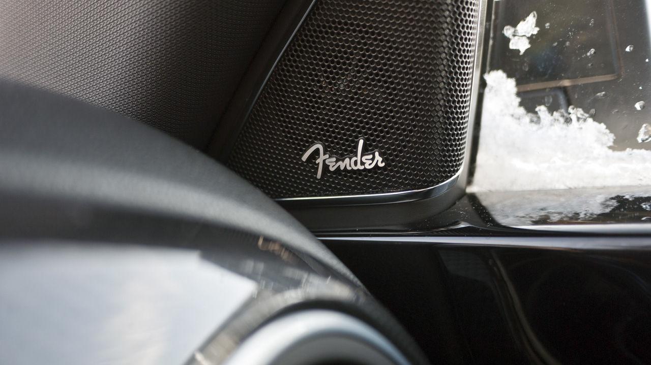 Fender i bilen?