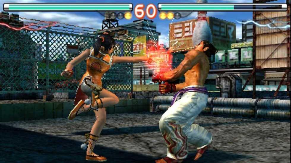 Ingen 3D i multiplayer till Tekken 3D: Prime Edition