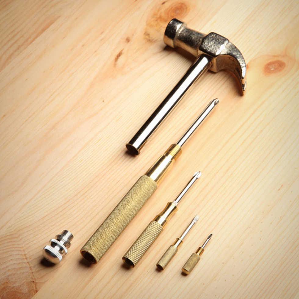 Det enda verktyget hobbysnickaren behöver