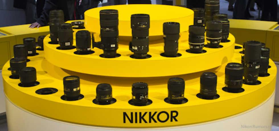 Nikon har blivit av med massor av nya D4:or och D800:or