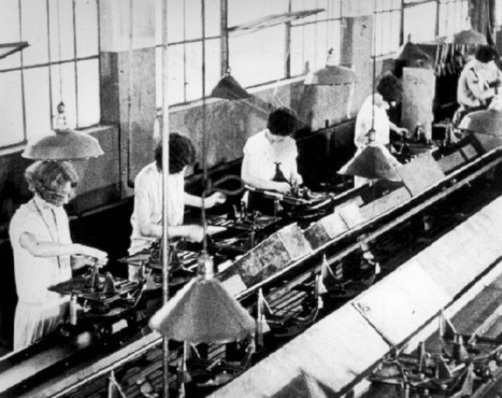 Foxconn påstås gömma arbetare