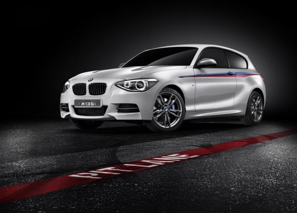 BMW visar M135i