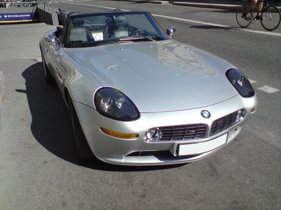 En vacker BMW Z8