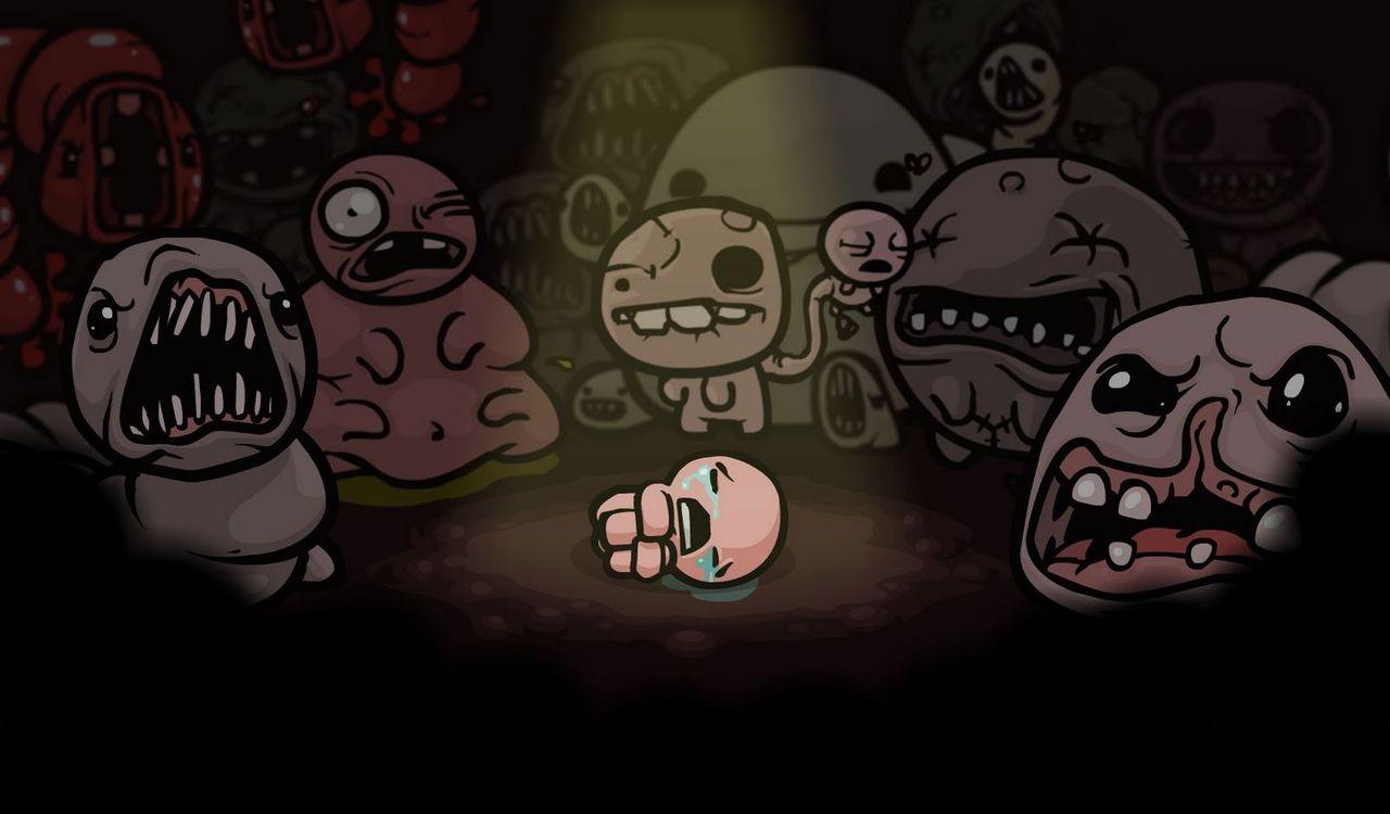 Inget Binding of Isaac till 3DS