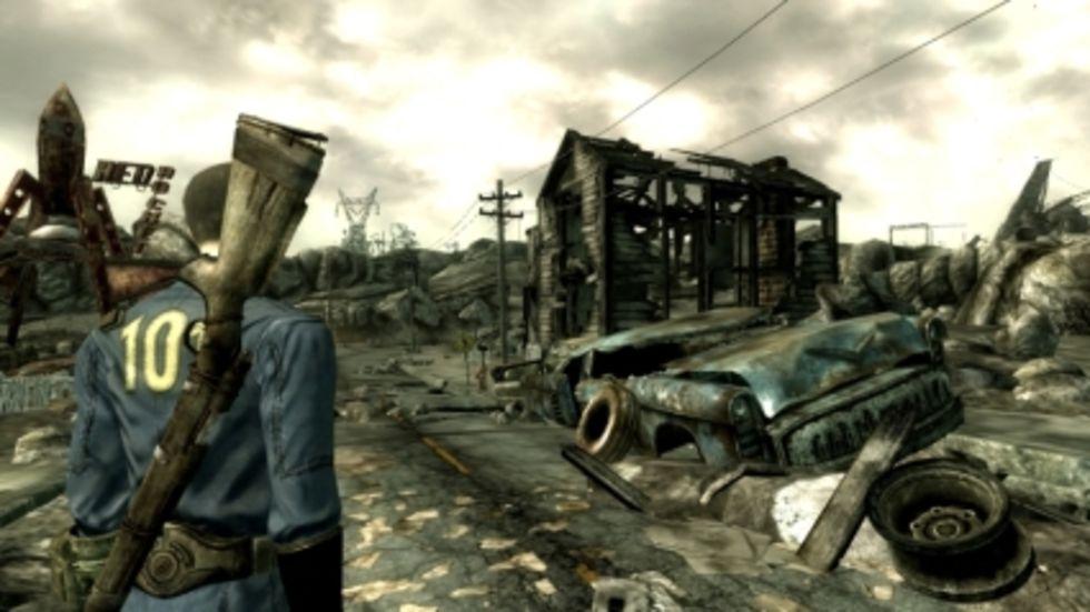 Media tycker till om Fallout 3
