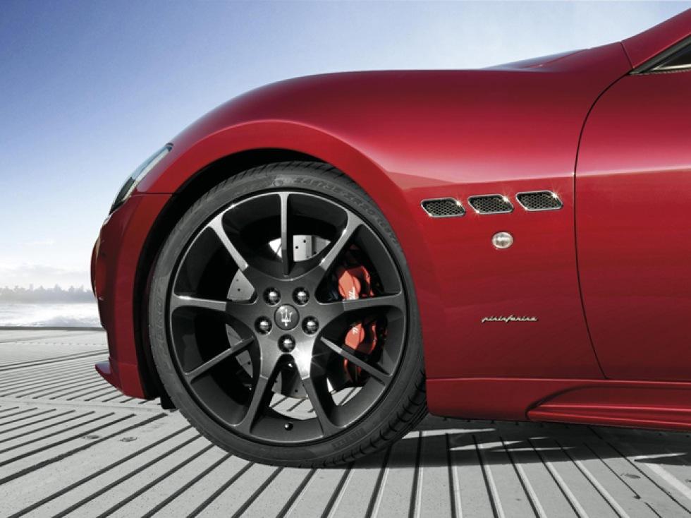Ny modell från Maserati får namnet Levante?