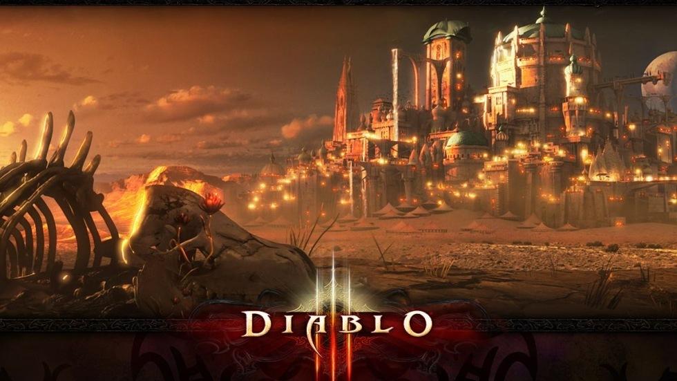 Vill du ha en Diablo III-beta?