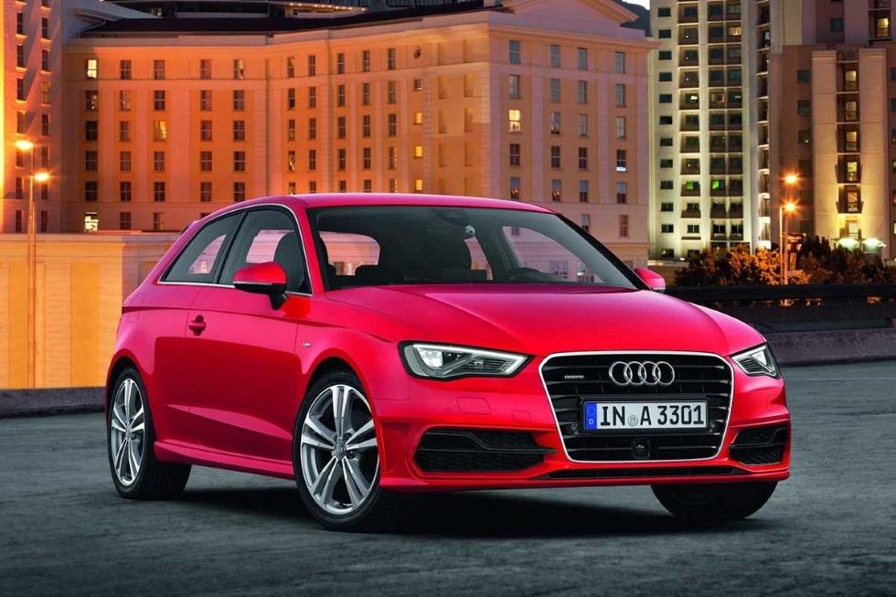 Nya Audi A3 kommer med både hybrid- och gasdrift