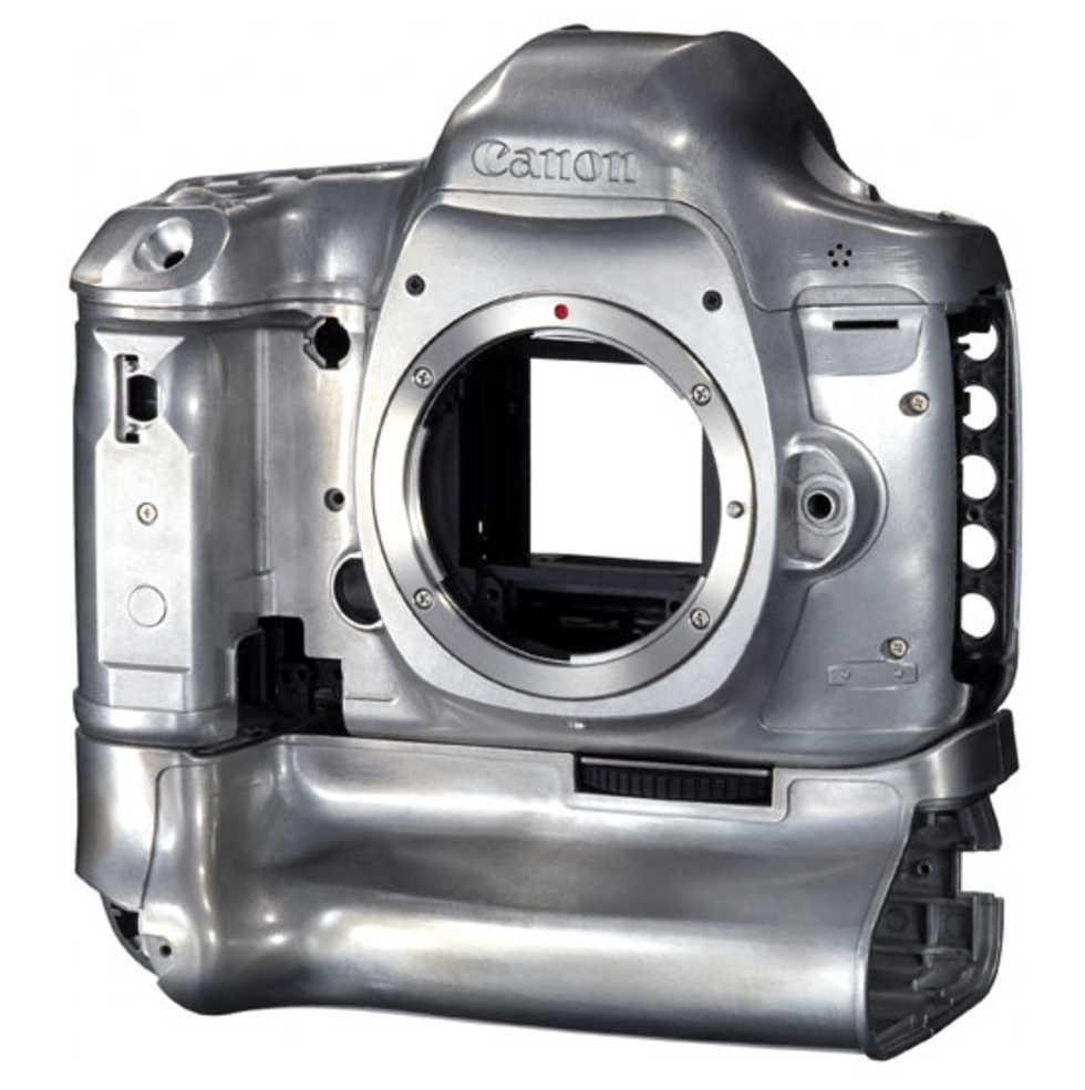 Se insidan av en Canon 5D Mk III