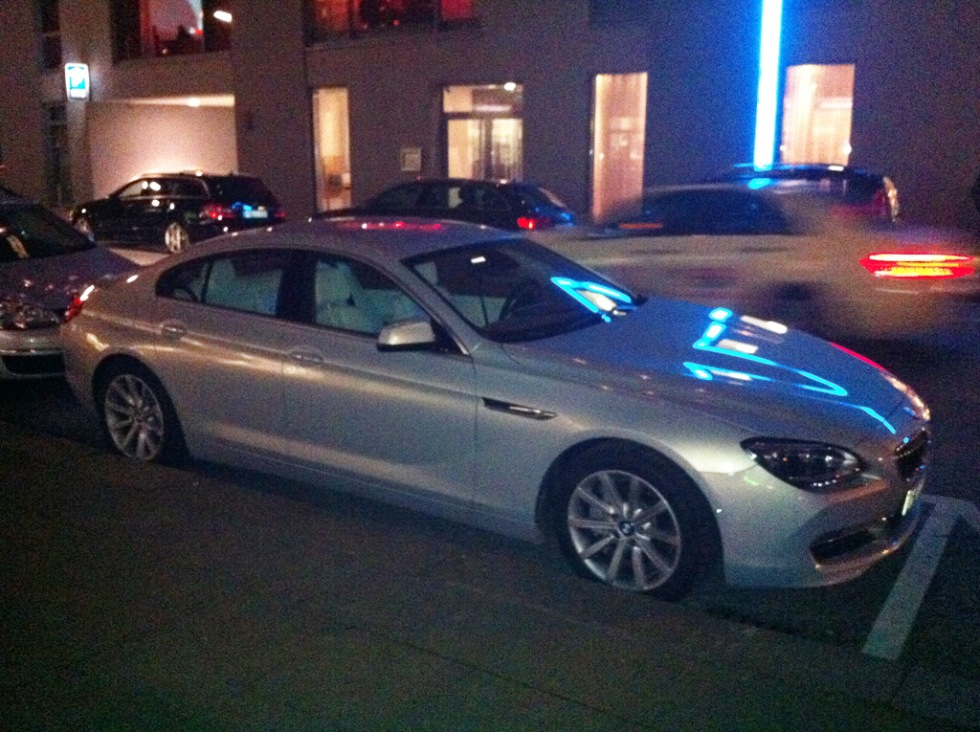 BMW 6-serie Gran Coupé i Hamburg