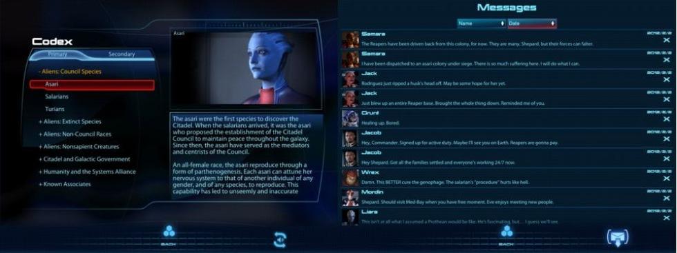 ansluta med Jack Mass Effect 2