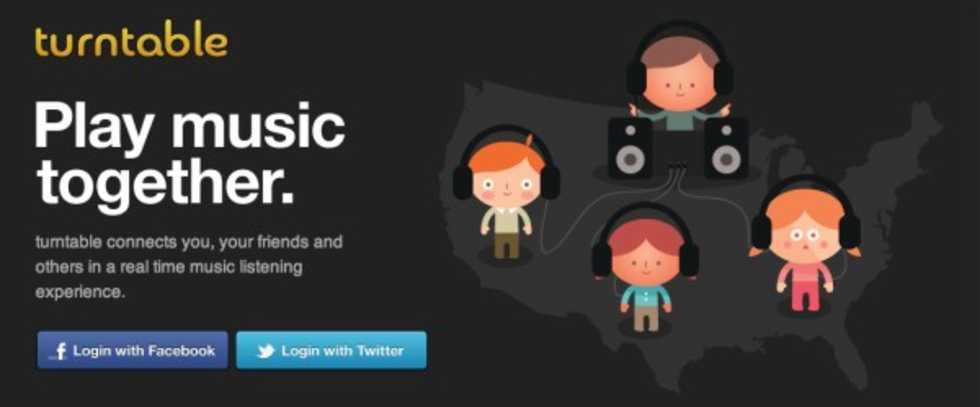 Turntable.fm sluter avtal med de fyra stora skivbolagen