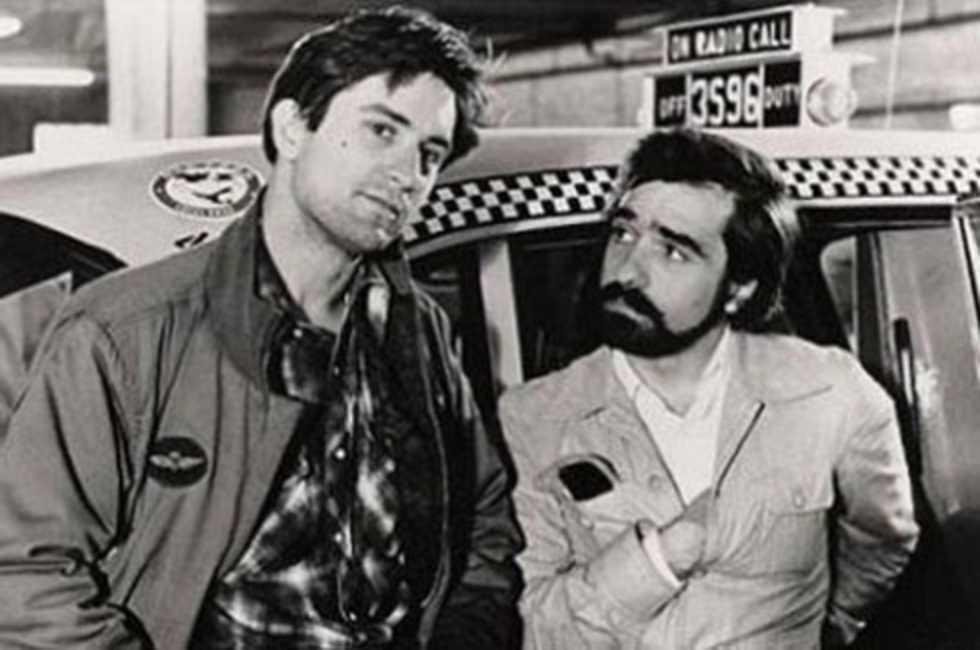 Fokus på Scorsese