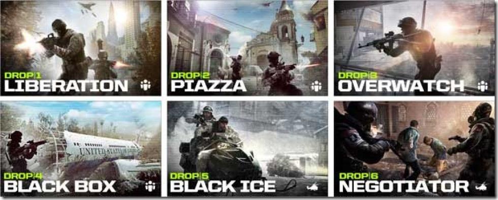 Modern Warfare 3 Content Collection #1 nu på Xbox LIVE