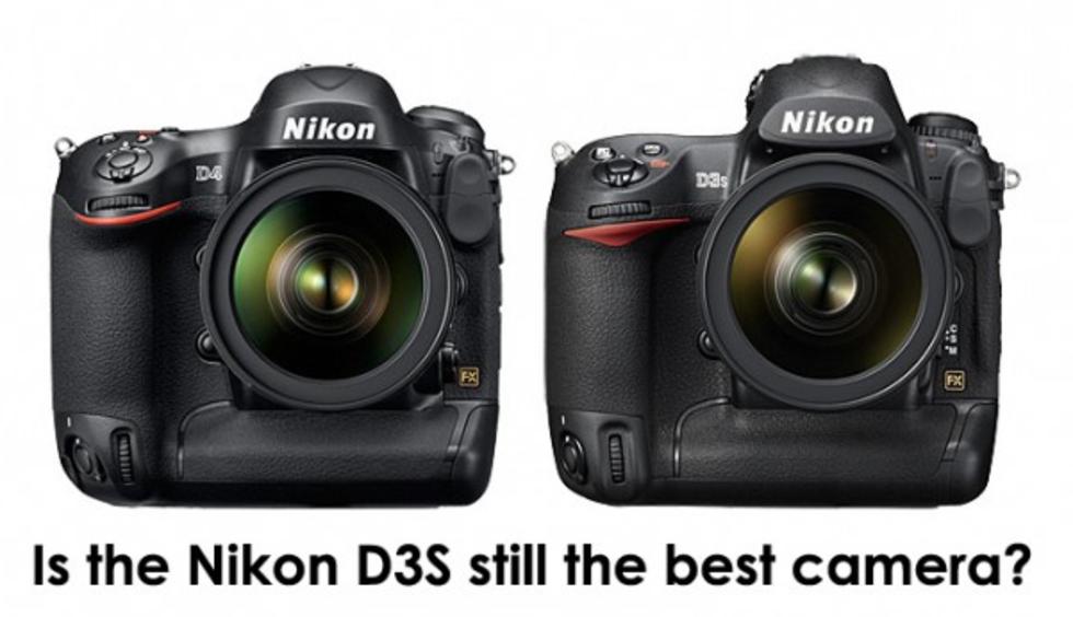 Är Nikon D3s bättre än D4?