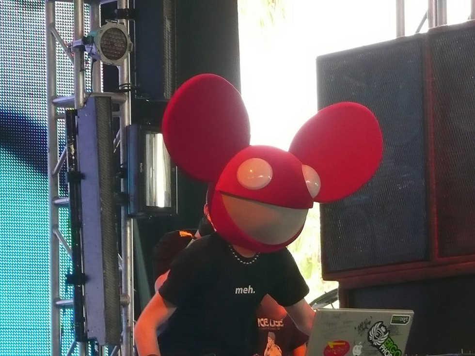 Okänd producent fick arbeta med Deadmau5 tack vare Twitter