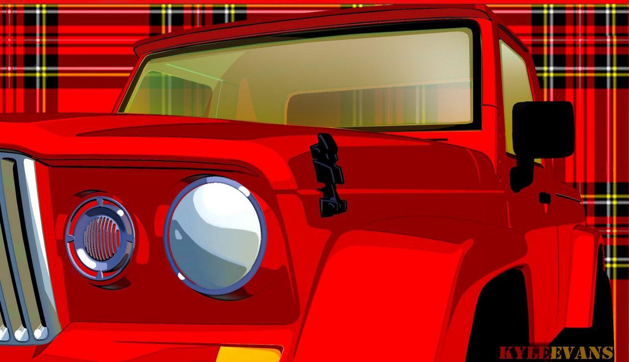 Jeep presenterar sex nya koncept