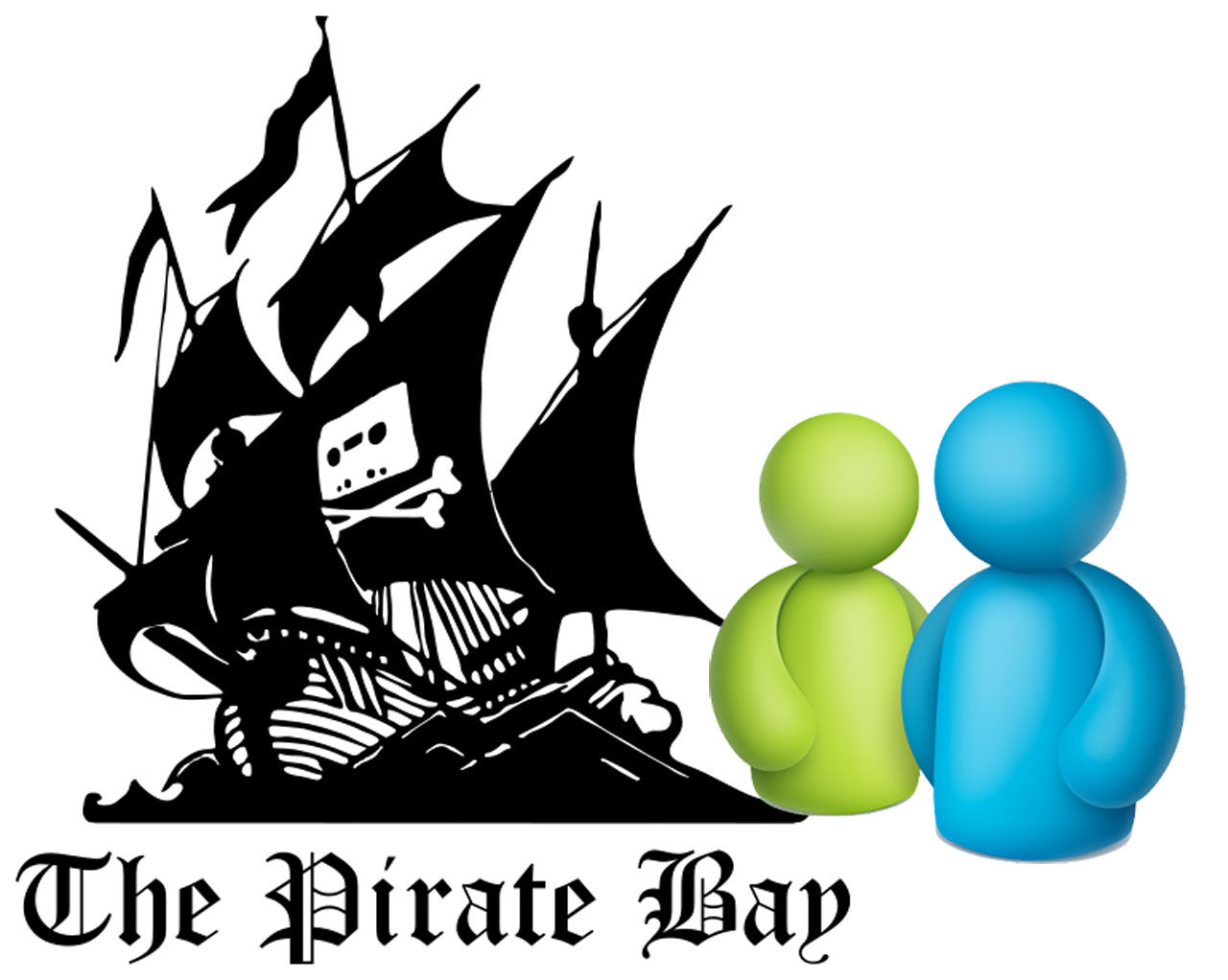 Microsoft Messenger stoppar Pirate Bay-länkar