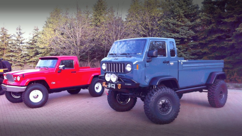 Jeeps nya konceptbilar är lika sköna som väntat