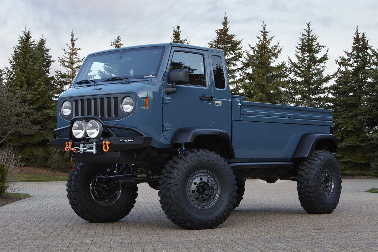 Jepp - här är de nya Jeeparna