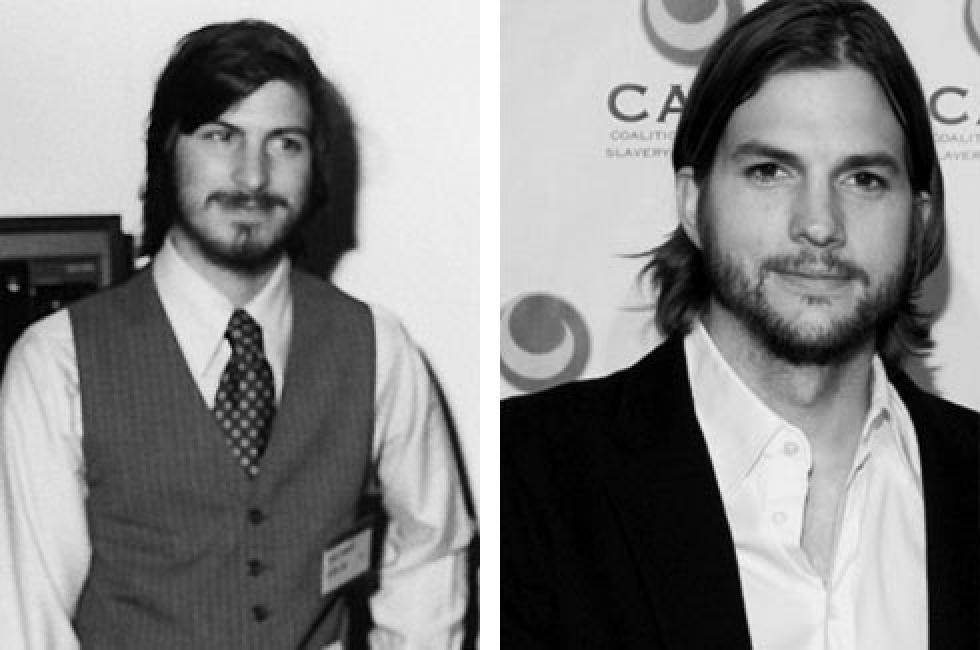 Ashton Kutcher blir Steve Jobs