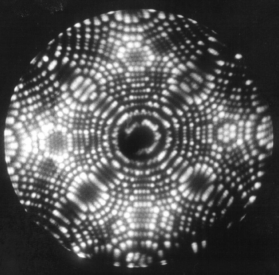 Nu kan forskare väga protoner