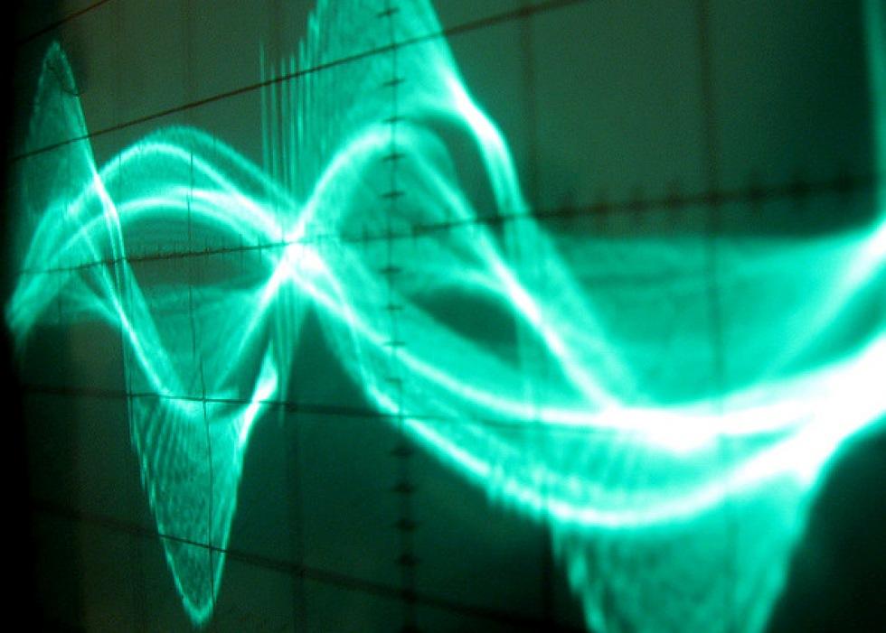 Internet omvandlat till ett ljudlandskap