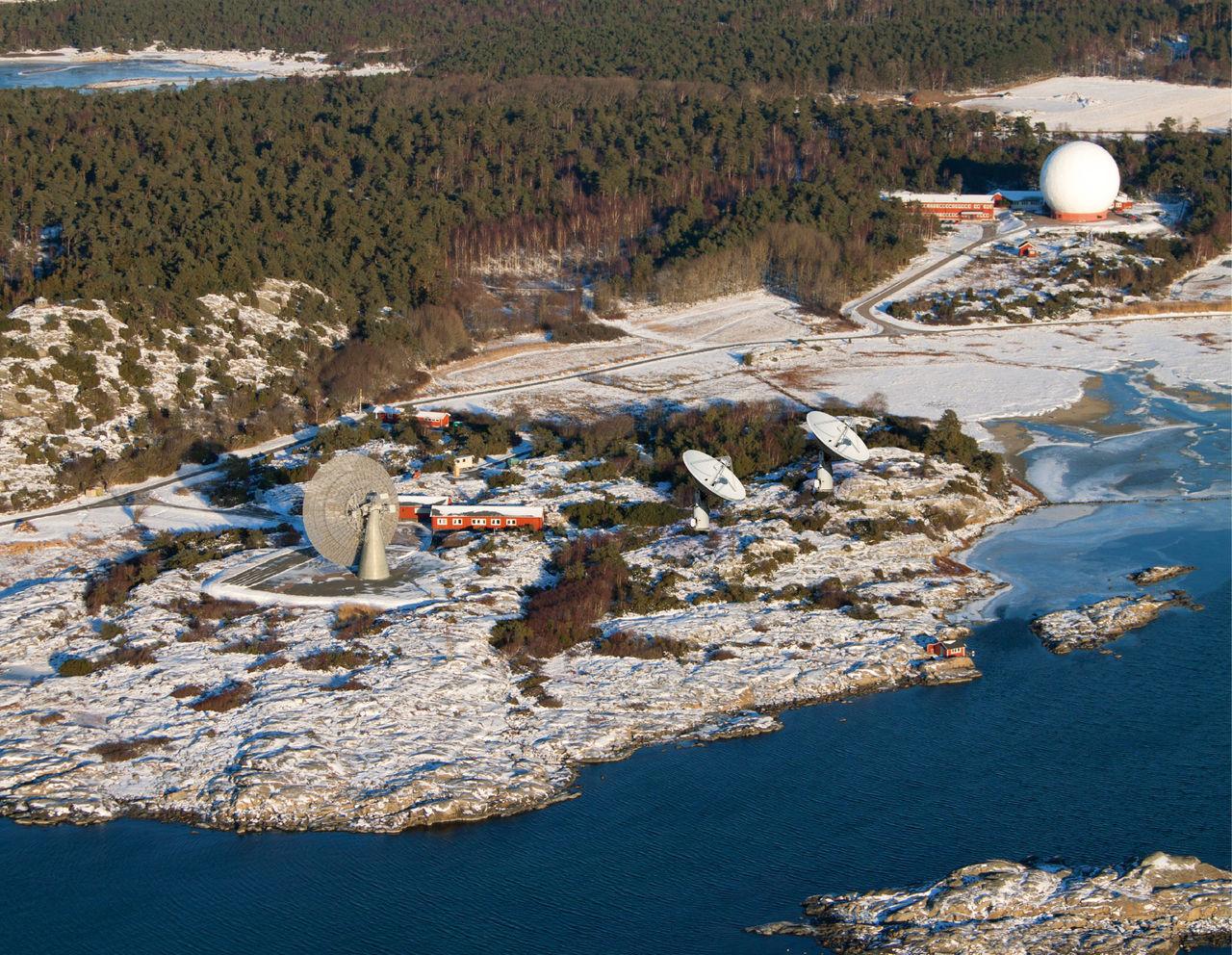 Chalmers bygger nya radioteleskop