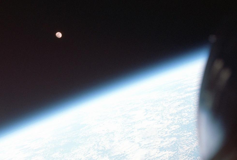 Femtio år sedan Geminiprojektet inleddes