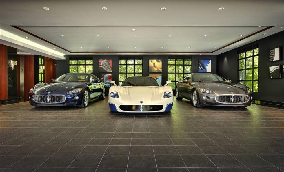 Dejlig Några garage som inte går av för hackor. Dreggel | Feber / Bil GR-65