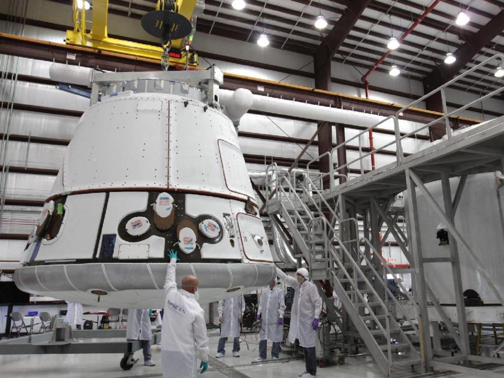 NASA har bedömt SpaceX flygdugligt