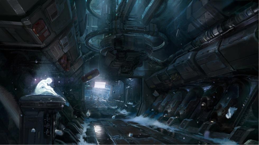 Flera nya bilder från Halo 4